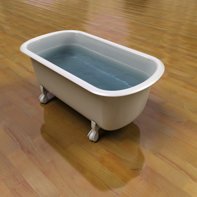 Alte Badewanne emaille badewanne neu beschichten anleitung in 5 schritten