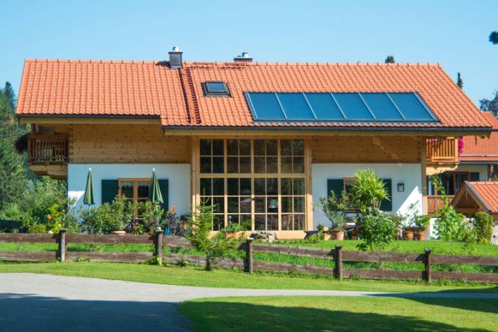 Energieeffiziente Einfamilienhäuser