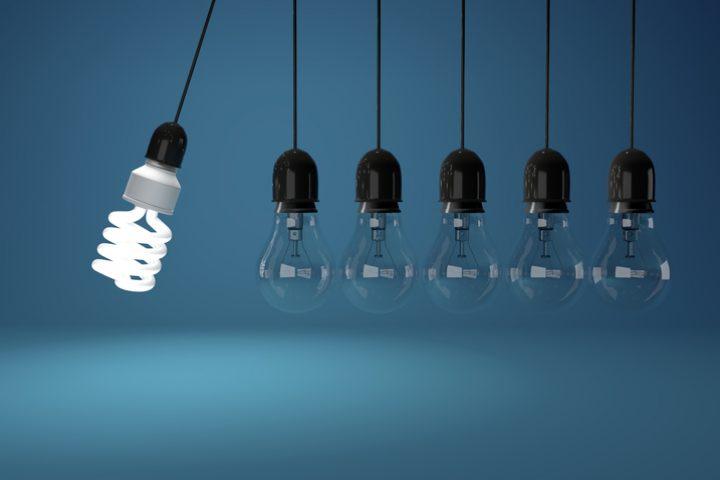 Energiesparlampen pro und contra