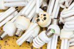 Energiesparlampe kaputt