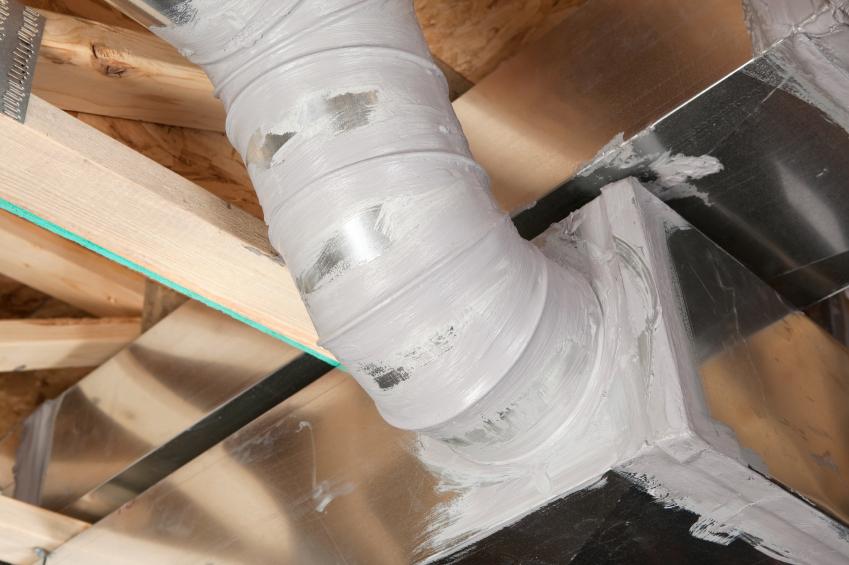 Abdichtung von Bauwerken mit Epoxidharz