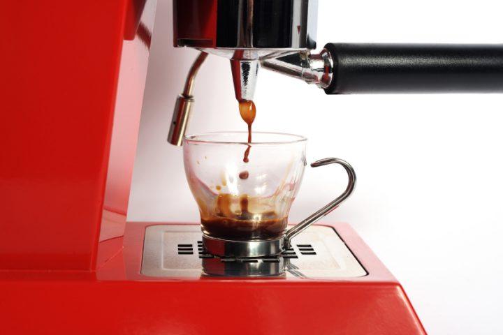 Espressomaschine Kalk