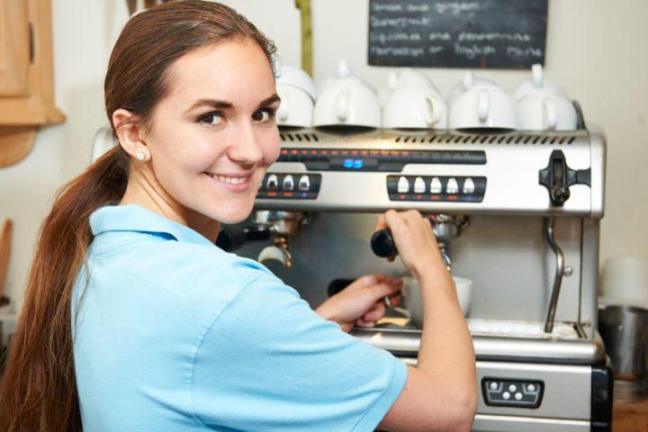 Espressomaschine Bedienung