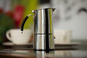 Espressokocher Induktionsherd