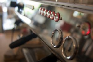 Espressomaschine defekt