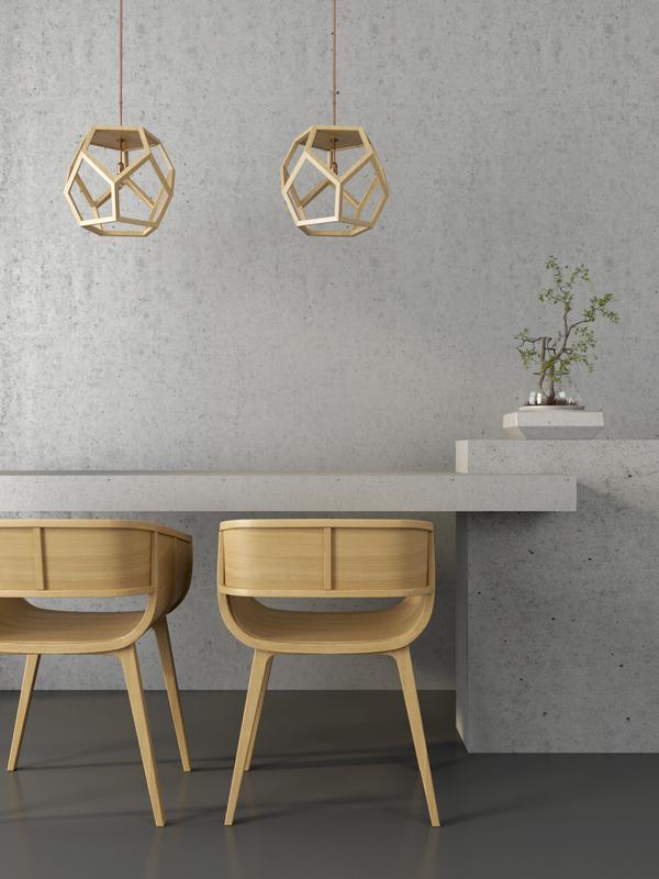 esstisch aus beton eigenschaften und pflegetipps. Black Bedroom Furniture Sets. Home Design Ideas