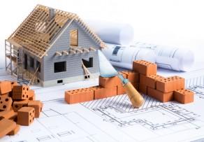 Förderung Hausbau und Sanierung