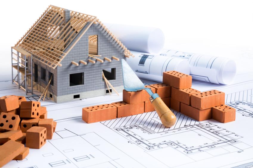 Hausbau zeichnung  Förderung für Hausbau & Sanierung » Der große Überblick