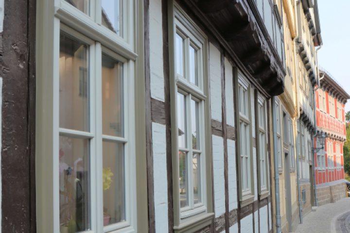 Fachwerkhaus Fenster