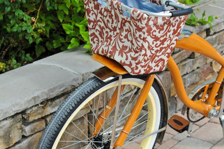 Fahrrad streichen