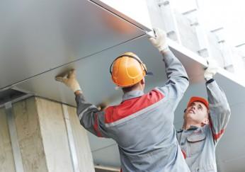 Fassadenverkleidung Metall