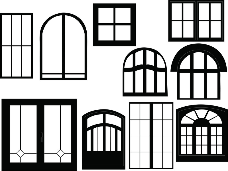 free clip art window frame - photo #27