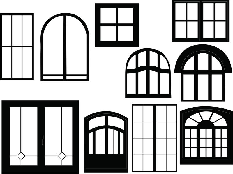 Fenster gr en hintergr nde regeln zu den ma en for Disegni casa cottage