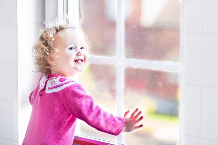 Fenster Sicherheit und Wärmeschutz