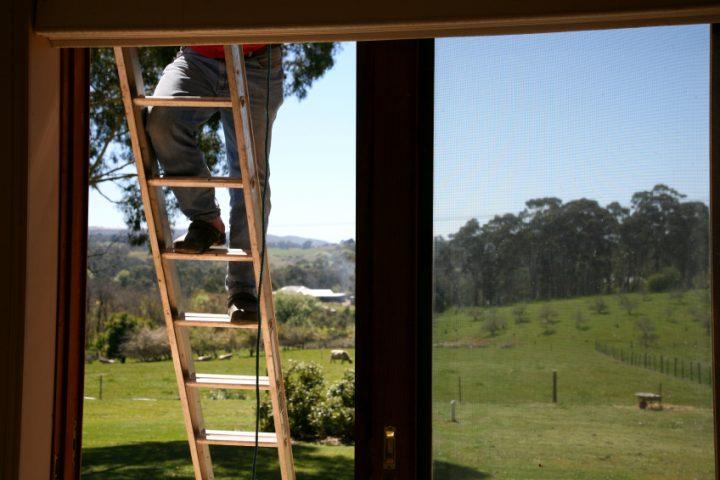 Fenster ausrichten