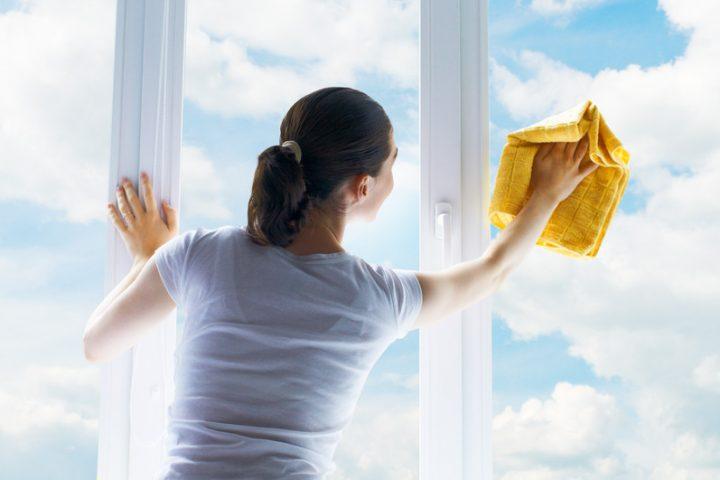 Fenster Putzen Womit