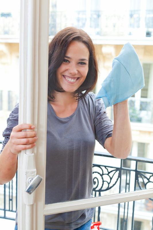 Fenster putzen Tipps