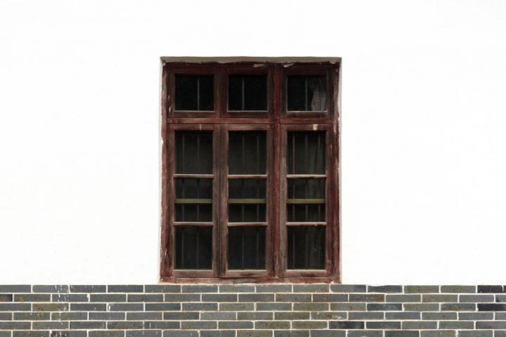 Fenster zumauern