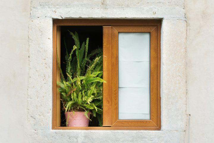 Fensterbank außen einbauen