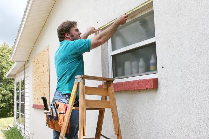 Fensterbank ausbauen