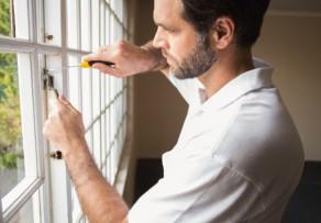 Fensterdichtung entfernen