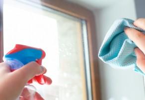 Fensterdichtungen reinigen