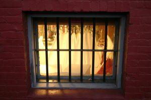 Fenstergitter Kellerfenster