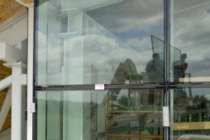 Fensterglas- Arten