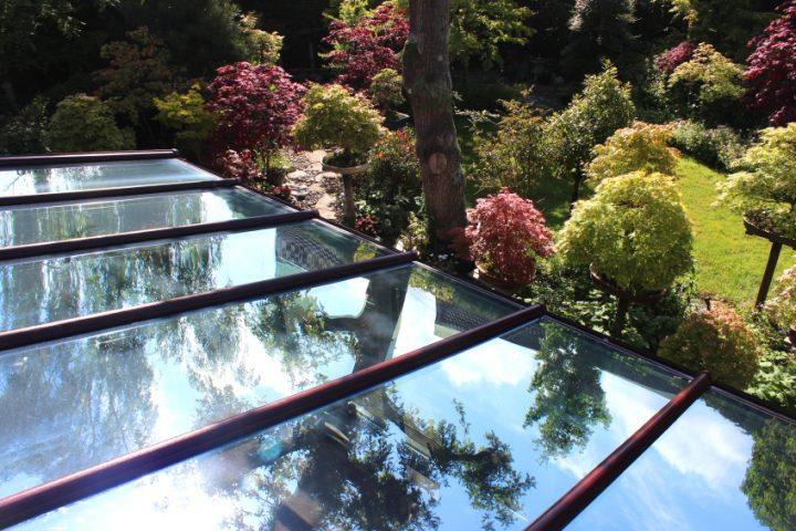 Fensterglas Passivhaus