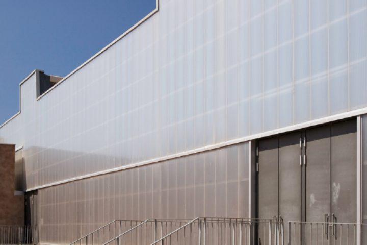 Fensterglas UV