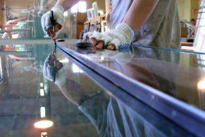 Fensterglas selbstdämmende Verglasung