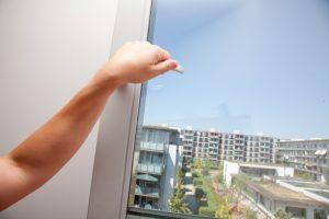 Fenstergriff locker