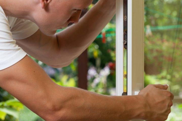 Fenstergriff reparieren