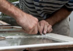 asbest im fensterkitt vorkommen gefahren ma nahmen. Black Bedroom Furniture Sets. Home Design Ideas