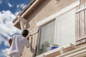 Fensterlaeden restaurieren