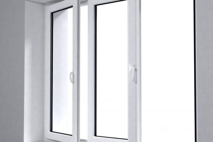 Fensterlaibung tapezieren