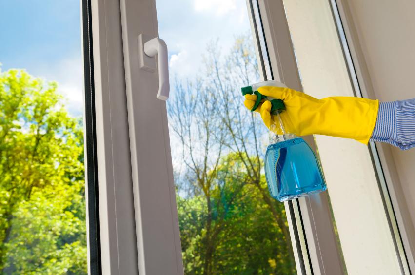 Favorit Fensterrahmen aus Kunststoff putzen » Anleitung in 5 Schritten ND96