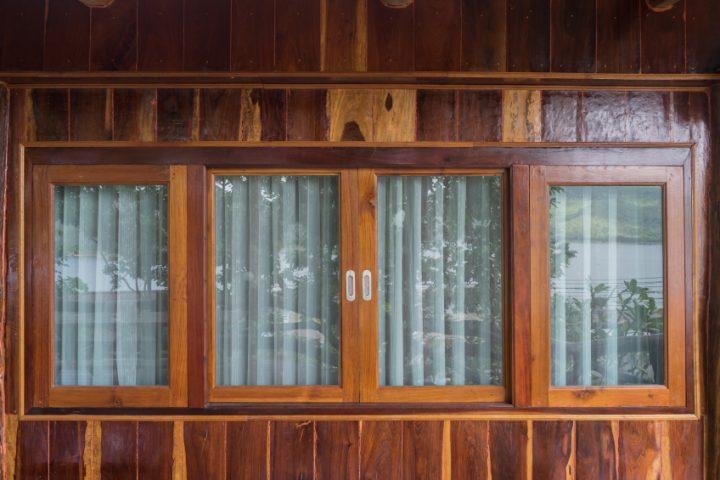 Fensterrahmen versiegeln