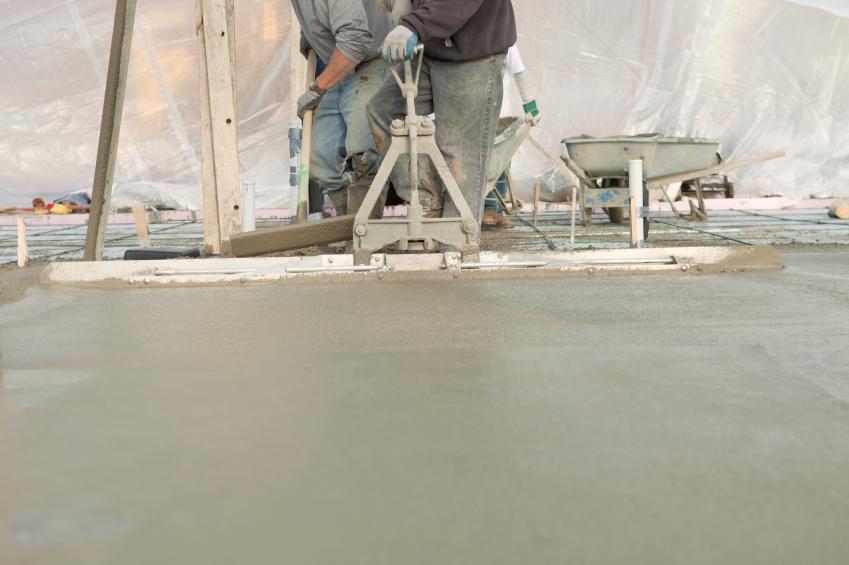 Fußboden Ohne Bodenplatte ~ Aufbau der bodenplatte ohne keller infos und tipps