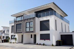 Fertighaus-Doppelhaus-Preise