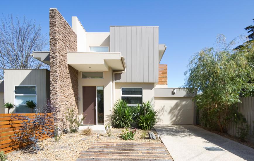 Hausfassade modern streichen  Hausfassaden - Preise, Bilder und Gestaltungsmöglichkeiten