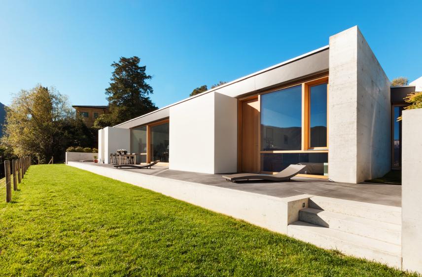 fertighaus mit grundst ck darauf sollten sie achten. Black Bedroom Furniture Sets. Home Design Ideas