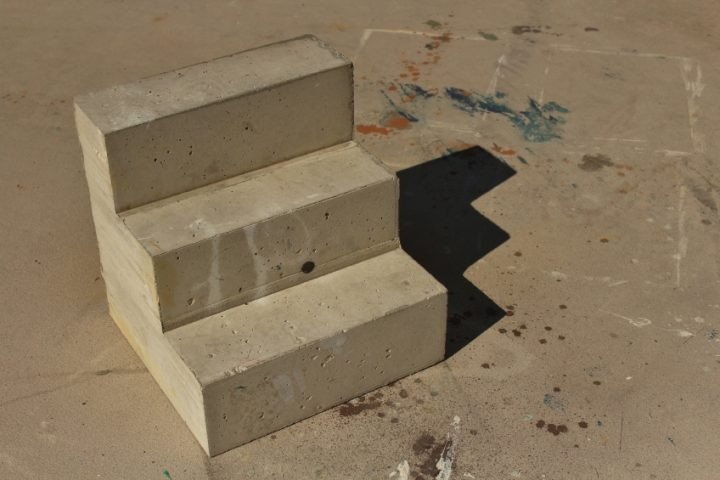 Fertigtreppe aus Beton
