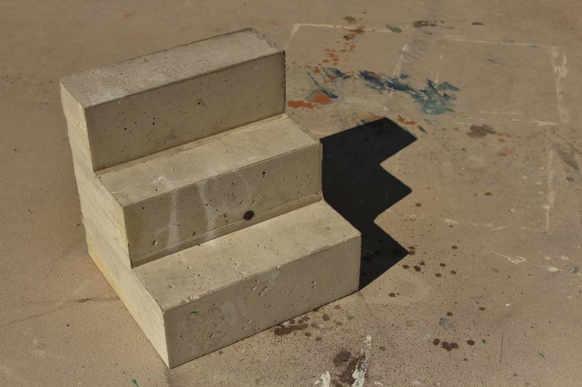 fertigtreppe aus beton bautechniken anforderungen mehr. Black Bedroom Furniture Sets. Home Design Ideas