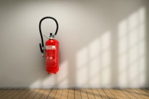 Feuerlöscher-Brandklassen