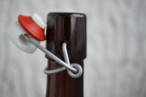 Flasche schließen