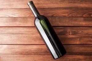 Flaschenetiketten lösen