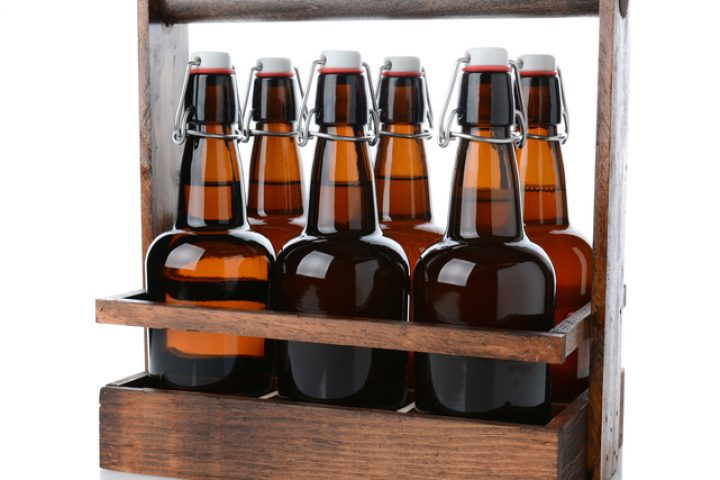Flaschenträger selber bauen