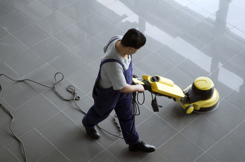 Fußboden Fliesen Zum Glänzen Bringen ~ Fliesen bohnern eine gute idee