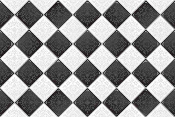 Brandneu Fliesen diagonal verlegen » Anleitung so wird's gemacht NP68